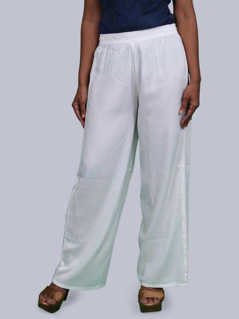 Women's Normal Ghera Palazzo - Off White